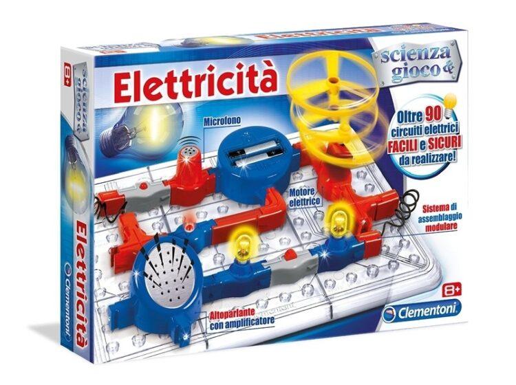 Elettricità - Gioco Clementoni