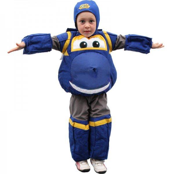 Costume Super Wings Jerome