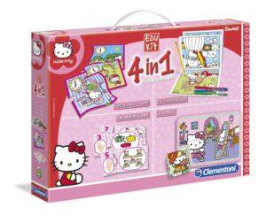 Edukit 4 in 1 Hello Kitty