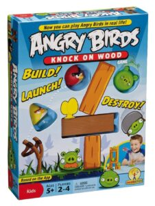 Gioco da tavola Angry Birds - Knock On Wood
