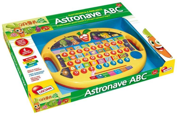 Carotina Astronave Abc