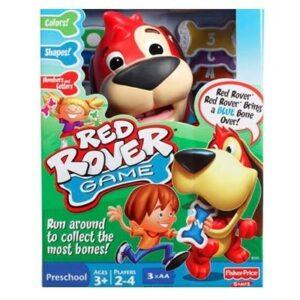 Red Rover gioco di società Mattel