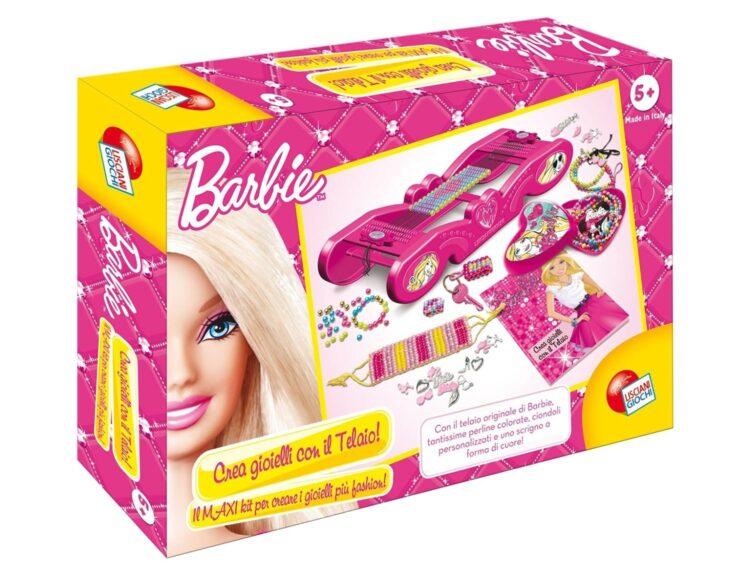 Barbie Crea Gioielli Con Il Telaio