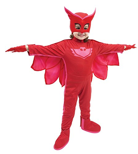 Costume Gufetta De Luxe Pj Masks Super Pigiamini