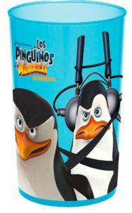 Bicchiere I Pinguini di Madagascar