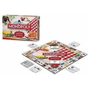 Monopoly Sapori D'Italia