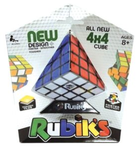 Puzzle The Box: Cubo di Rubik 4 x 4 Pyramid Pack