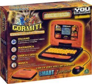 Computer Gormiti Smart Junior 4+