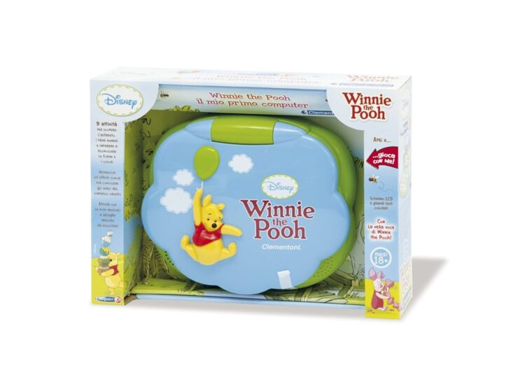 Computer Kid Winnie the Pooh