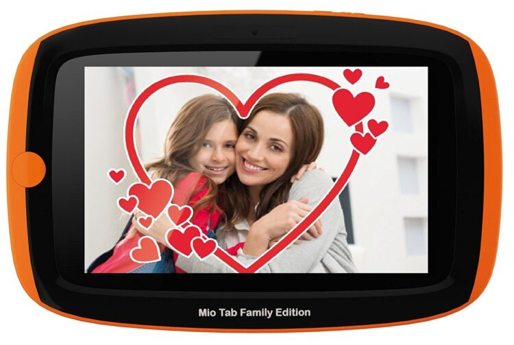 Mio Tab Family Edition by Lisciani
