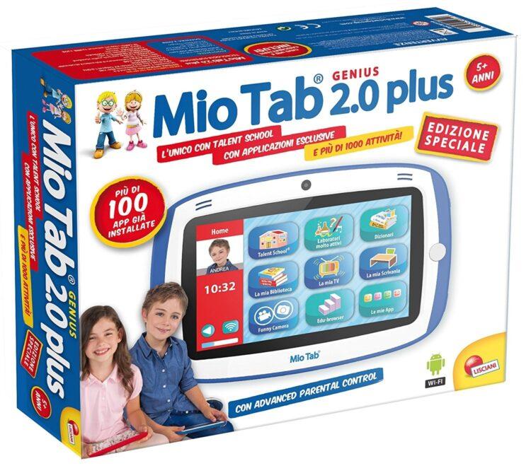 Mio Tab Genius 2.0 Plus Colori assortiti