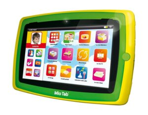Mio Tab - Smart Kid e Custodia con Tastiera