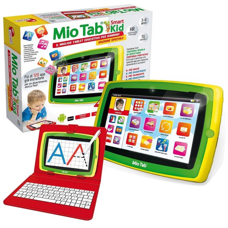 Mio Tab - Smart Kid e Custodia con Tastiera