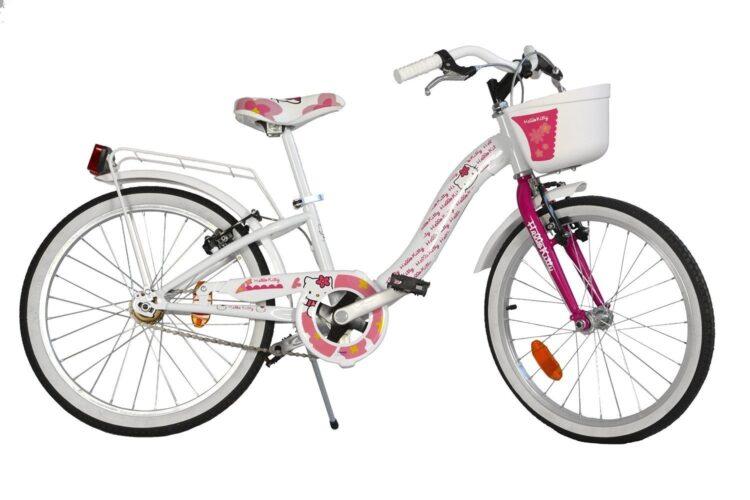 Bicicletta per bambine Hello Kitty 20 pollici