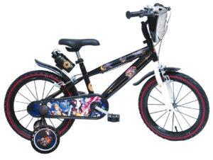 Bicicletta con rotelle Star Wars 16 pollici