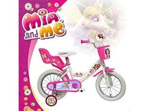 Bicicletta Mia and Me 12 pollici