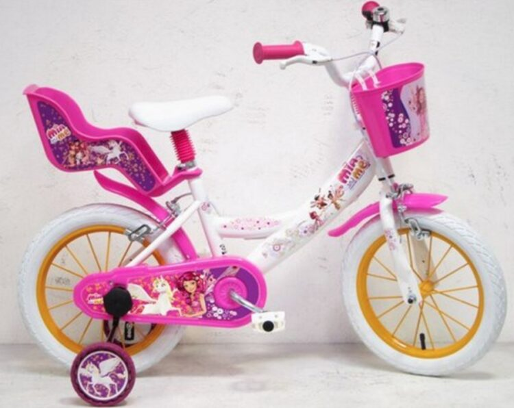 Bicicletta Mia and Me 14 pollici