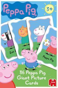 Carte giganti Peppa Pig