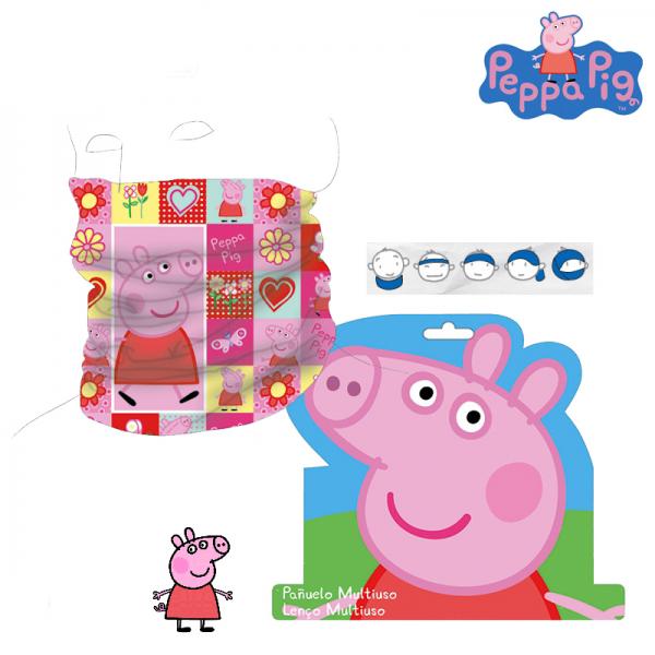 Bandana Peppa Pig
