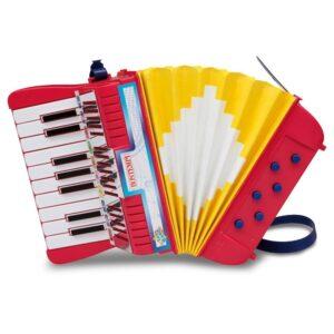 Fisarmonica 17 Tasti (Do-Sol)