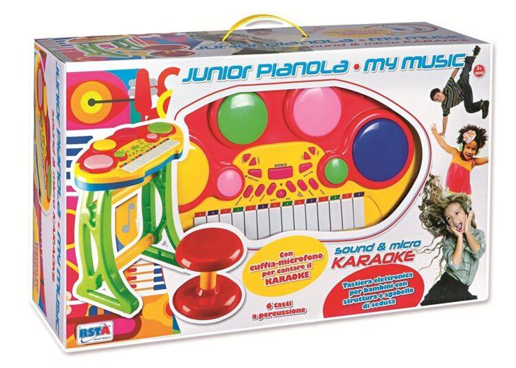 Junior Pianola Karaoke