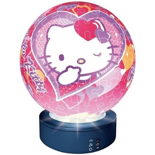 Hello kitty Puzzleball Lampada