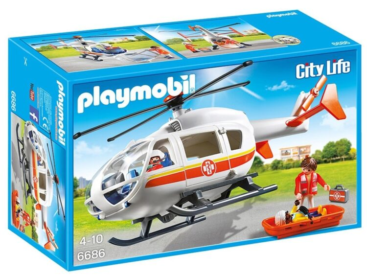 Playmobil - Elisoccorso