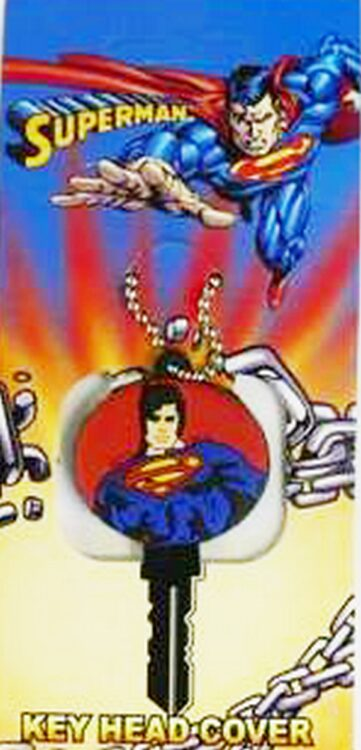 Coprichiave Superman