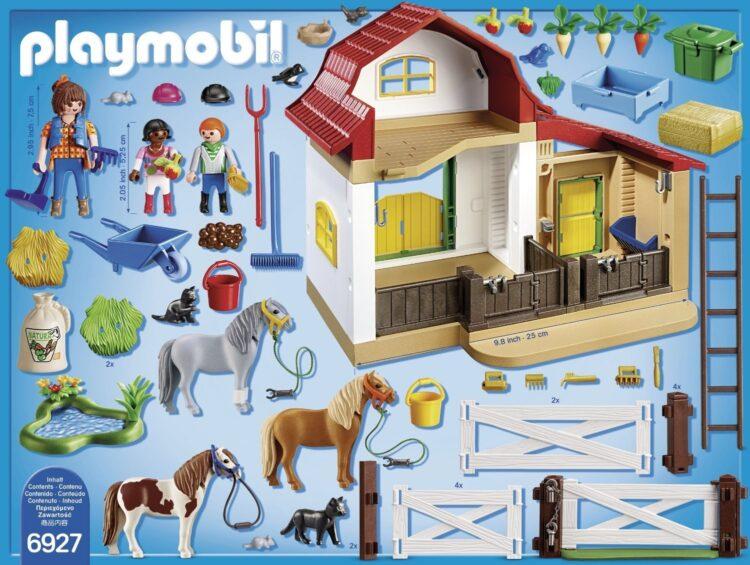 Playmobil - Maneggio dei Pony