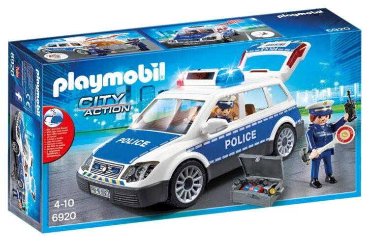 Playmobil - Auto della Polizia