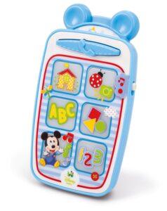 Lo Smartphone di Baby Mickey