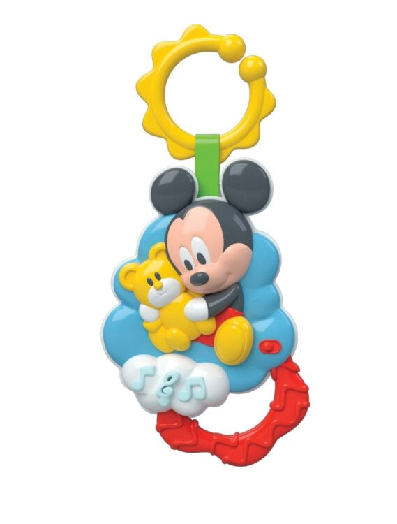 Sonaglino Elettrico Mickey Nuvola