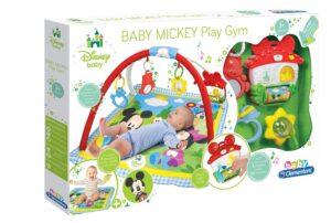 Baby Mickey Morbida Palestra