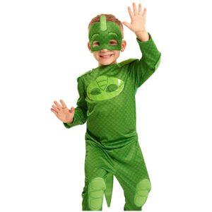 Costume carnevale Pj Masks Geco (4-6 anni) classic