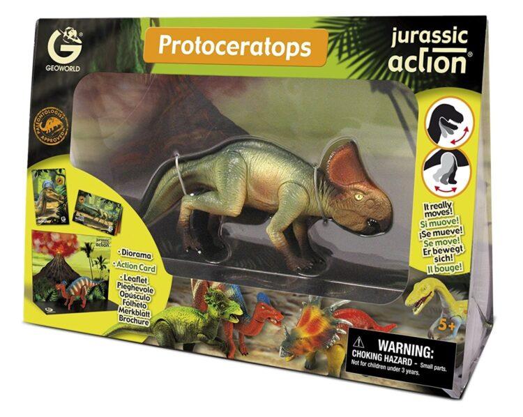 Jurassic Action Protoceratops