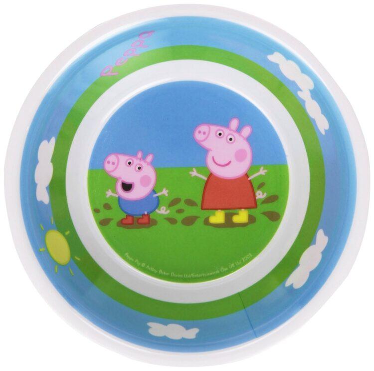 Peppa Pig scodella
