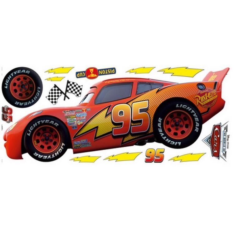 Maxi adesivo Saetta McQueen Disney Cars