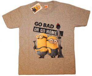 T-Shirt Minions Cattivissimo Me