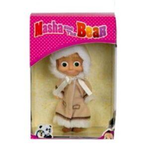 Bambola Masha cappottino - Masha e Orso