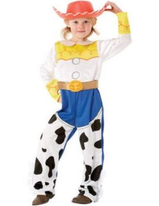 Costume bimba Jessie Toy Story