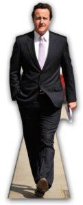 David Cameron (Tories) sagoma 180 cm H