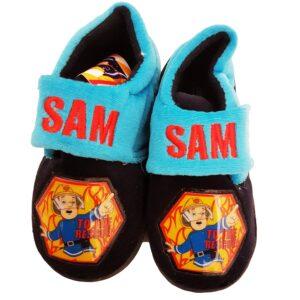 Pantofole chiuse Sam il Pompiere