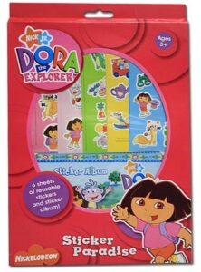 Stickers Paradise Dora l'Esploratrice