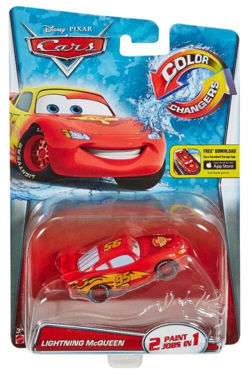 Cars Cambia Colore Boost