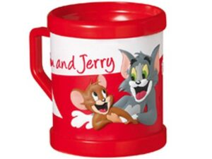 Tazza mug in gomma 3D Tom & Jerry