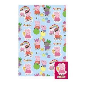 Carta da regalo e bigliettino Peppa Pig