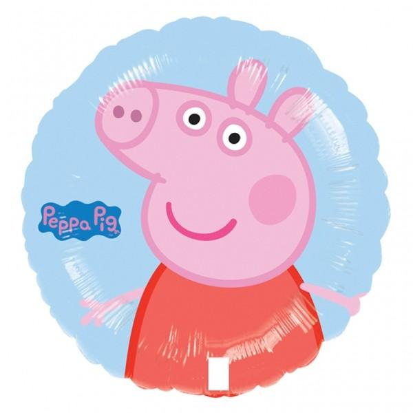 Palloncino ad elio Peppa Pig
