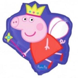 Palloncino ad elio sagomato Peppa Pig