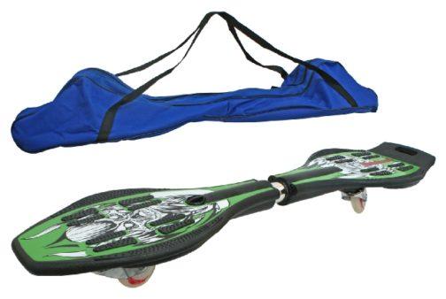 Skateboard Fun con sacca