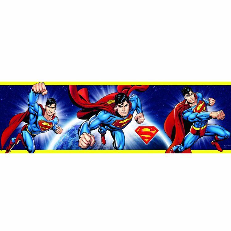 Bordo adesivo Superman